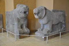 Lion Sculptures (Ryan Hadley) Tags: pergamonmuseum museum museumisland museumsinsel berlin europe germany worldheritagesite lion sculpture art