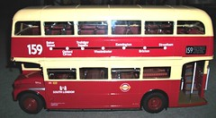 Sunstar South London Buses RM6 in 1/24th scale. (Ledlon89) Tags: modelbusesandcoaches bus buses transport london routemaster aec parkroyal vintagebuses londontransport lt lte londonbus londonbuses sunstarmodels scalemodels scaleddown