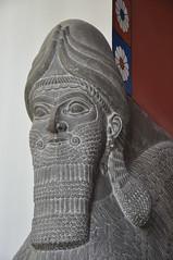 Assyrian (Ryan Hadley) Tags: pergamonmuseum museum museumisland museumsinsel berlin europe germany worldheritagesite assyrian sculpture art
