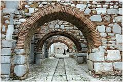 Monastère Osios Loukas (Grèce) (gerard21081948) Tags: grèce greece osiosloukas monastère béotie moine orthodoxes saint luc byzantin