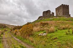 Dolwyddelan Castle Path