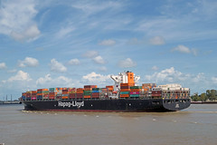 Tirua. Container ship. (Bernard Spragg) Tags: tiruacontainership vesselo ships shipping lumix neworleans marine nautical afloat boats containers mississippiriver portofneworleans compactcameras jol cco