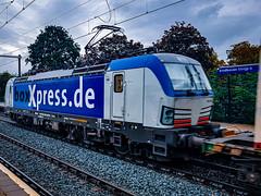 BoxXpress 193 836 met gemengde lading @ Eindhoven (Avinash Chotkan) Tags: thenetherlands trains cargo 193836 br193 vectron siemens boxxpress