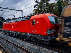 DB Cargo 193 307 met gemengde lading @ Eindhoven (Avinash Chotkan) Tags: 193307 cargo thenetherlands trains br193 siemens vectron db dbc