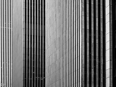 Soldiers on 6th... (THE.ARCH) Tags: skyscraper blackandwhite bw nyc newyorkcity newyork newyorkny ny avenueoftheamericas
