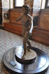 Xanten Youth (Ryan Hadley) Tags: neuesmuseum musuem museumisland museumsinsel berlin germany europe worldheritagesite roman statue sculpture art