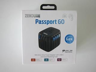 Passport Go