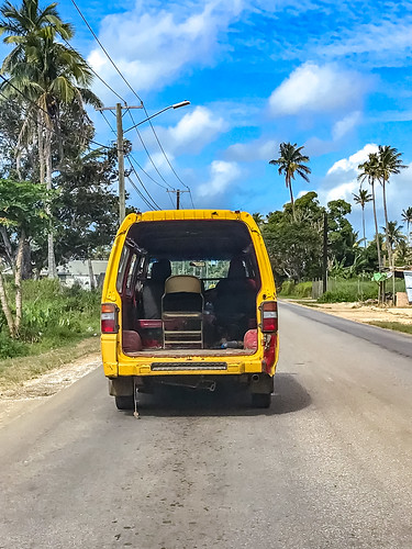 Open Van