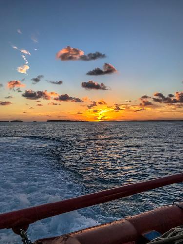 Eua to Tongatapu Ferry Sunrise-22