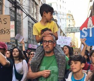 Marcha en familia-Viernes por el futuro-Sept 2019
