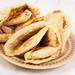 Homemade dough Tortillas