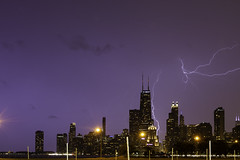 12 of 13 (aerojad) Tags: eos canon 80d dslr 2019 autumn outdoors landscape city urban chicago northavenuebeach lakemichigan longexposure thunderstorm storm lightning lightningphotography clouds weather ilwx nature skyline cityscape slowshutter