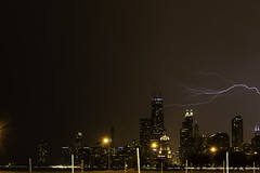 11 of 13 (aerojad) Tags: eos canon 80d dslr 2019 autumn outdoors landscape city urban chicago northavenuebeach lakemichigan longexposure thunderstorm storm lightning lightningphotography clouds weather ilwx nature skyline cityscape slowshutter