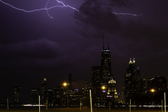 3 of 13 (aerojad) Tags: eos canon 80d dslr 2019 autumn outdoors landscape city urban chicago northavenuebeach lakemichigan longexposure thunderstorm storm lightning lightningphotography clouds weather ilwx nature skyline cityscape slowshutter