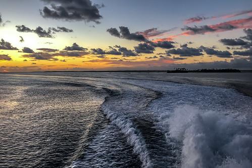 Eua to Tongatapu Ferry Sunrise-18