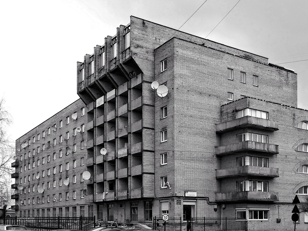 фото: Soviet architectural style