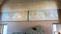(sftrajan) Tags: neareasternantiquities mesopotamia frieze wall brick louvre museum paris france museo archaeology muséedulouvre louvremuseum architecturaldecoration wingedlion glazedbrick briqueémaillée frise friso blueglazedbrick