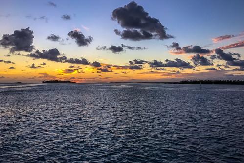 Eua to Tongatapu Ferry Sunrise-21