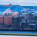 2019 - Road Trip - 66 - Bozeman - 5 - N.P.R. Mural