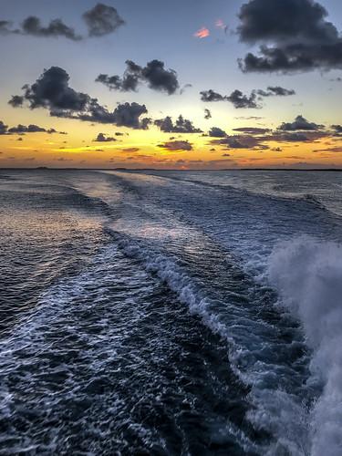 Eua to Tongatapu Ferry Sunrise-16