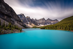Moraine Lake Dreamscape (PIERRE LECLERC PHOTO) Tags: morainelake lakemoraine moraine banff alberta canada nature landscape fineart photography adventure banffnationalpark canadianlandsapes rockies rockymountains mountains lakes roadtrip prints metalprints canvasprints wallart pierreleclercphotography shopping buyandsell download photooftheday explorecanada albertatravel albertatourism canon5dsr