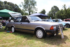 Ford Granada 2.8 Injection Estate A659GAP (Andrew 2.8i) Tags: show automobile auto voiture cars car classics classic carmarthenshire arms bronwydd day transport railway gwili euro european fordofeurope stationwagon estate 28i injection mark 2 ii mk mk2 28 granada ford a659gap
