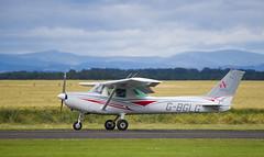 G-BGLG Cessna 152, Scone (wwshack) Tags: acsflighttraining ce152 cessna cessna152 egpt psl perth perthkinross perthairport perthshire scone sconeairport scotland gbglg