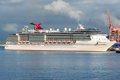 Vancouver Harbour - Carnival Legend (CKwok Photography) Tags: