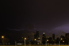 13 of 13 (aerojad) Tags: eos canon 80d dslr 2019 autumn outdoors landscape city urban chicago northavenuebeach lakemichigan longexposure thunderstorm storm lightning lightningphotography clouds weather ilwx nature skyline cityscape slowshutter