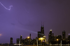 10 of 13 (aerojad) Tags: eos canon 80d dslr 2019 autumn outdoors landscape city urban chicago northavenuebeach lakemichigan longexposure thunderstorm storm lightning lightningphotography clouds weather ilwx nature skyline cityscape slowshutter