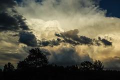 Colorado Thunderhead (BeerAndLoathing) Tags: dramaticsky usa rp canon clouds thunderhead roadtrip trips storms rf24105mmf4lisusm august canoneosrp skies summer 2019 pagosaspringstrip colorado