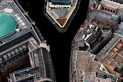 Dark Streets (Sean Batten) Tags: london england unitedkingdom cityoflondon nikon d800 light shadow openhouselondon oldbroadstreet tower42 2470