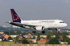 Brussels Airlines (ab-planepictures) Tags: bru ebbr flugzeug flughafen brüssel plane aircraft aviation planespotting
