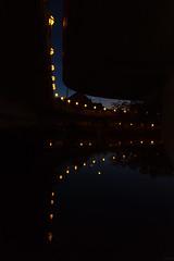 190921_GrazMur_061 (Rainer Spath) Tags: österreich austria autriche steiermark styria graz jakomini gries mur sunset sonnenuntergang abend evening himmel sky reflection d610 nikond610 §bertha von suttner friedensbrücke schönaubrücke grieskai dämmerung dawn blauestunde bluehour wasser water fluss river