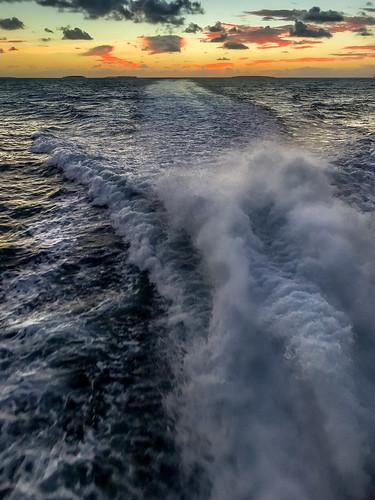 Eua to Tongatapu Ferry Sunrise-12