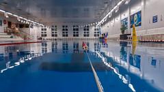 Hegyvidek sport centre (Behind Budapest) Tags: 2019 365project budapest hegyvidekisportkozpontestanuszoda hungary krisztinavaros magyarorszag samsung varosmajoriuszoda city indoor pool swimmingpool town urban water