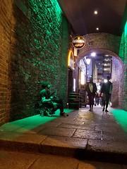 Temple Bar District, Dublin. (The A Eye) Tags: dublin ireland busker nightlife templebar travel