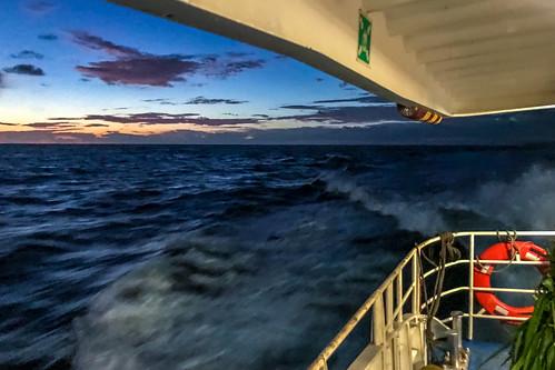 Eua to Tongatapu Ferry Sunrise-1