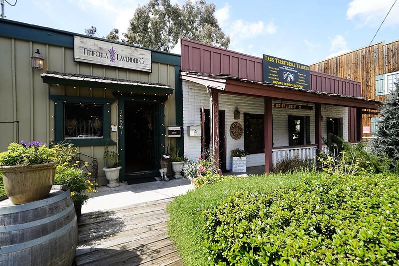 【美國,加州】美西自駕,Temecula 特曼庫拉 Old Town 老城區漫步。