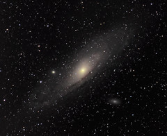 M31. 2018, 11-08 (John Frattura) Tags: astrophotography galaxy m31 messier andromeda sky stars canon t2i efs55250mm telescope astronomy 2120lx5 meade