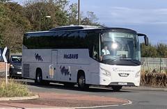 McLean's AJ19 MCL (28/09/2019) (CYule Buses) Tags: vdl mcleans vdlbus aj19mcl mclean's