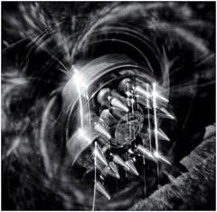 Fotografía Estenopeica (Pinhole Photography) (Black and White Fine Art) Tags: fotografiaestenopeica pinholephotography lenslesscamera camarasinlente lenslessphotography fotografiasinlente pinhole estenopo estenopeica stenopeika sténopé fomapanclassic100 kodakd76 sanjuan oldsanjuan viejosanjuan puertorico niksilverefexpro2 lightroom3 bn bw