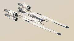 UCS UT-60D U-Wing (Mr_Idler) Tags: lego starwars ucs moc uwing rogueone