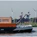 Sjouwer passing Willemstad