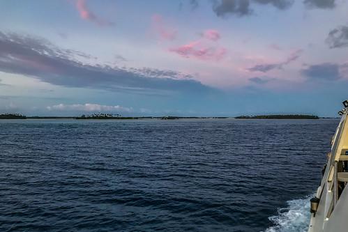 Eua to Tongatapu Ferry Sunrise-13