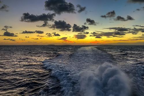 Eua to Tongatapu Ferry Sunrise-10
