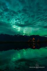 1st shot of the season (Traylor Photography) Tags: alaska autumn swimminghole matsu auroraborealis clouds knikroad northernlights oldglennhighway palmer unitedstatesofamerica