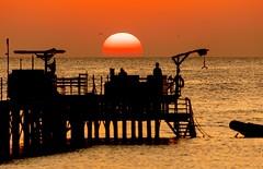 Sunrise - Marsa Alam (radomirmor) Tags: mbpictures sun sunset sunrise sea egypt marsa alam canon sigma 150600c eosr silhuette