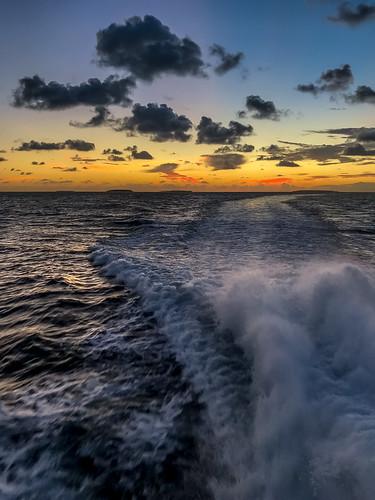 Eua to Tongatapu Ferry Sunrise-9