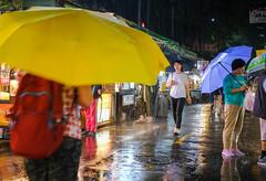 迺夜市 (米漿 專賣店) Tags: 迺夜市 夜市 逛夜市 文化 下雨 xt3 xf35